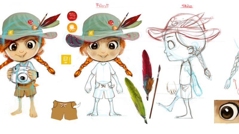 Character Dev Alice